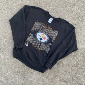 Vintage 90's Pittsburgh Steelers Crewneck